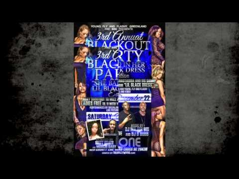 3RD ANNUAL BLACK OUT PARTY @ DA ZONE IN CROSS SC DEC 22 2012