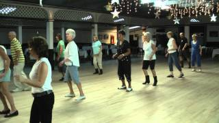 Linedance Lesson Come Dance With Me  Choreo. Jo Thompson  music Nancy Hayes