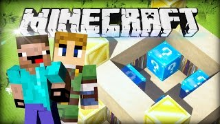 Minecraft LUCKY BLOCKS BATTLE - TEMPEL IM TEMPEL?!