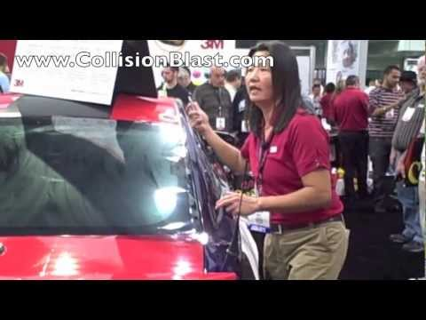 Window Tinting - How To Tint Curved Back Glass Professionally with 3M Film