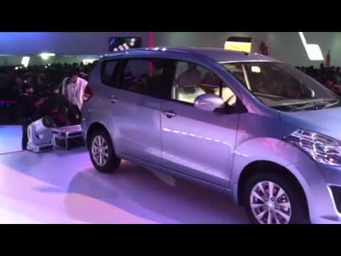Maruti Ertiga walkaround part one - OVERDRIVE
