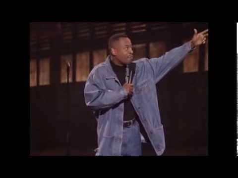 Martin Lawrence Vs Flavor Flav - 90's Def Jam video