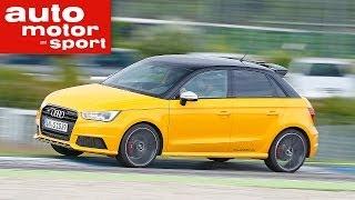 Fahrbericht Audi S1