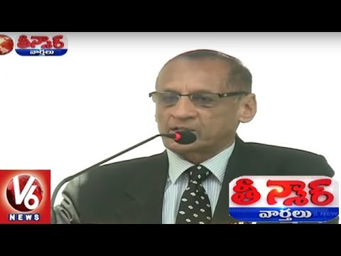 Responsibility Lies On Parents To Mould Children: Governor Narasimhan | V6 News