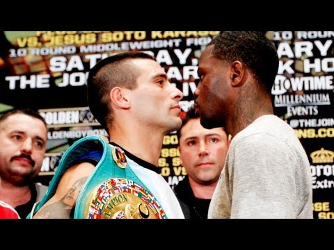 Matthysse vs Dallas  Aydin vs Soto Karass  News Update  SHOWTIME Boxing