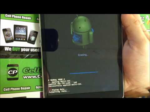 How To Reset Samsung Galaxy Tab 4 - Hard Reset and Soft Reset
