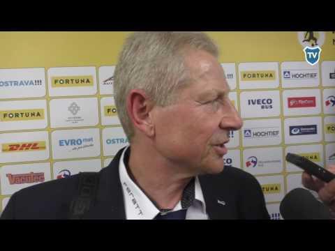 FNL: rozhovor s Vlastimilem Petrželou po utkání s Vlašimí (2:0)