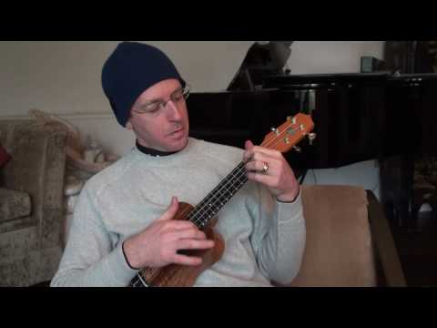 Tonight You Belong To Me Steve Martin Chords from The Jerk UKULELE Video