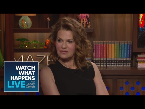 Sandra Bernhard and Andy Cohen React to Madonna's Ghosttown Music Video | WWHL