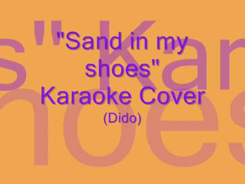 Dido Sand In My Shoes Lyrics image