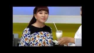 Sữa đậu xanh và sữa đậu phộng