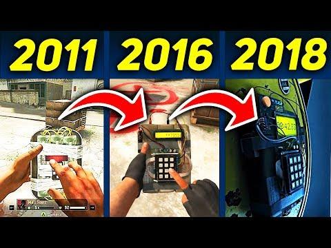 САМАЯ ПЕРВАЯ БЕТА ВЕРСИЯ CS:GO 2011 ГОДА!.. КАК ВЫГЛЯДЕЛА КС ГО ДО 2018 ГОДА! ЧТО ИЗМЕНИЛОСЬ?