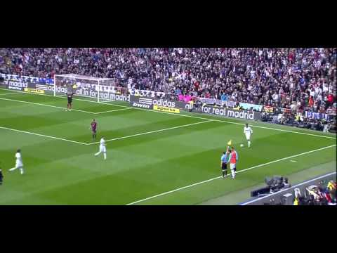 Barcelona Vs Real Madrid 1-2 | Full Match 2.03.2013 HD