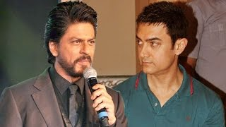Shahrukh Khans UNEXPECTED REACTION on PK TRAILER RELEASE with Happy New Year