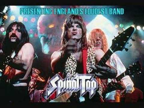 Spinal Tap - Working On A Sex Farm