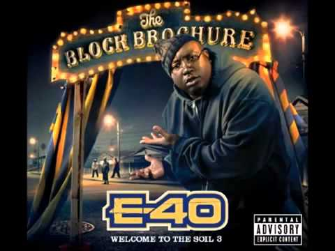 E 40   Wasted Feat  Cousin Fik NEW MARCH 2012