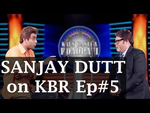 Sanju Baba on Kaun Banega Roadpati Season 2 - Full Episode