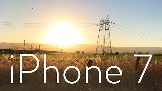 Epic iPhone 7 Cinematic 4K Video Test!