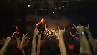Amon amarth - pursit of vikings (Live) Costa rica