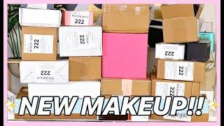 HUGE PR UNBOXING | WHAT'S NEW IN MAKEUP!