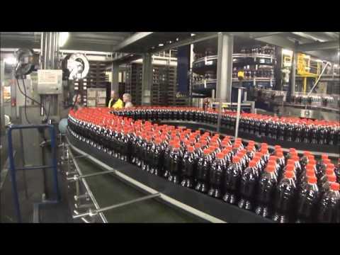 SIG/Krones Bottling Line for Carbonated Water and Soft Drinks (2002 - 2008)