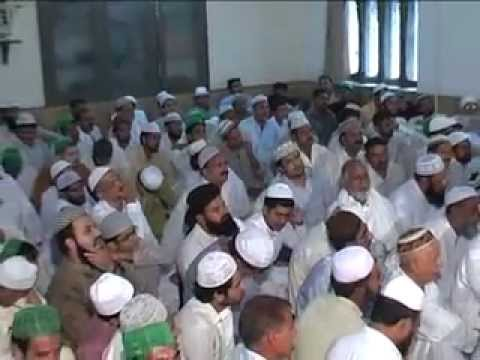 Ae Qaza Thehar Ja [muhammad Arshad Tabassum] First Time At Chehlam Qibla Shah Sb [r.a] video