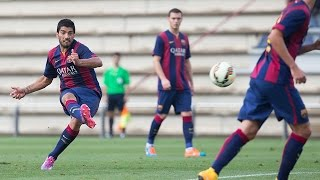 FC Barcelona B - Indonesia National Team under 19 (6-0)