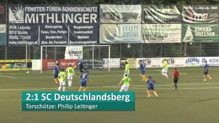 SC Deutschlandsberg - SVA Kindberg