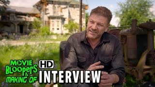 Jupiter Ascending (2015) Official Interview With Sean Bean