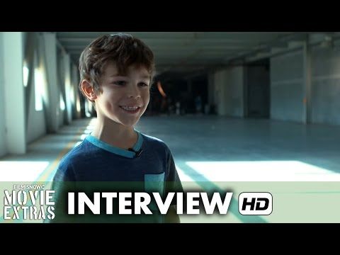 The 5th Wave (2015) Behind The Scenes Movie Interview - Zackary Arthur Is 'Sam Sullivan'