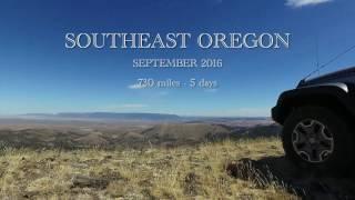 Southeast Oregon