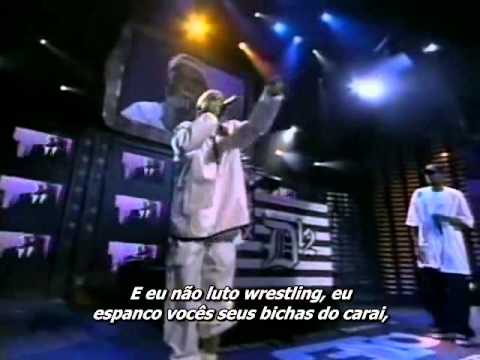 "Eminem - Marshall Mathers ""Ao Vivo em Farmclub"" [Legendado]"