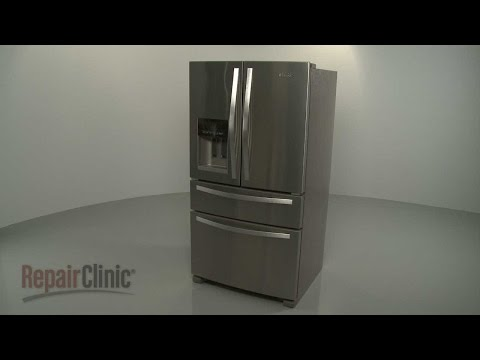 Whirlpool Refrigerator Disassembly