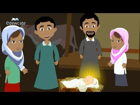 Away in a manger – Christmas songs