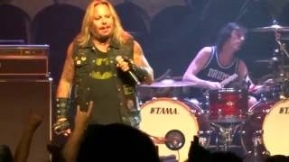 Watch Vince Neil Piece Of Your Action video