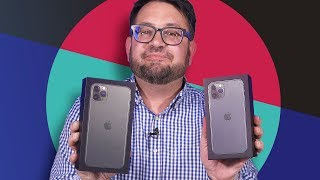 Unboxing the iPhone 11 Pro and 11 Pro Max