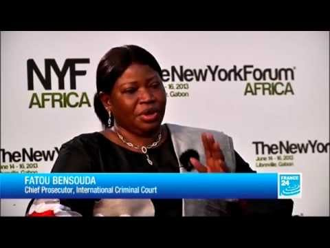 Is the ICC racist? Fatou Bensouda says that the reality on the ground is different