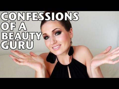Confessions of a Beauty Guru!!