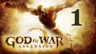 God Of War: Ascension | Capitulo 1 | Prisión de los Malditos