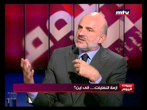 Beirut El Yawm - Riad al-Assaad 27/10/2015