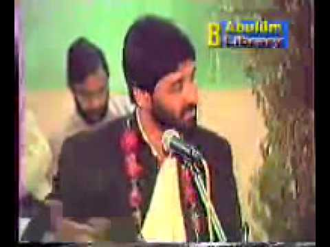 Youtube Nadeem Sarwar Manqabat video