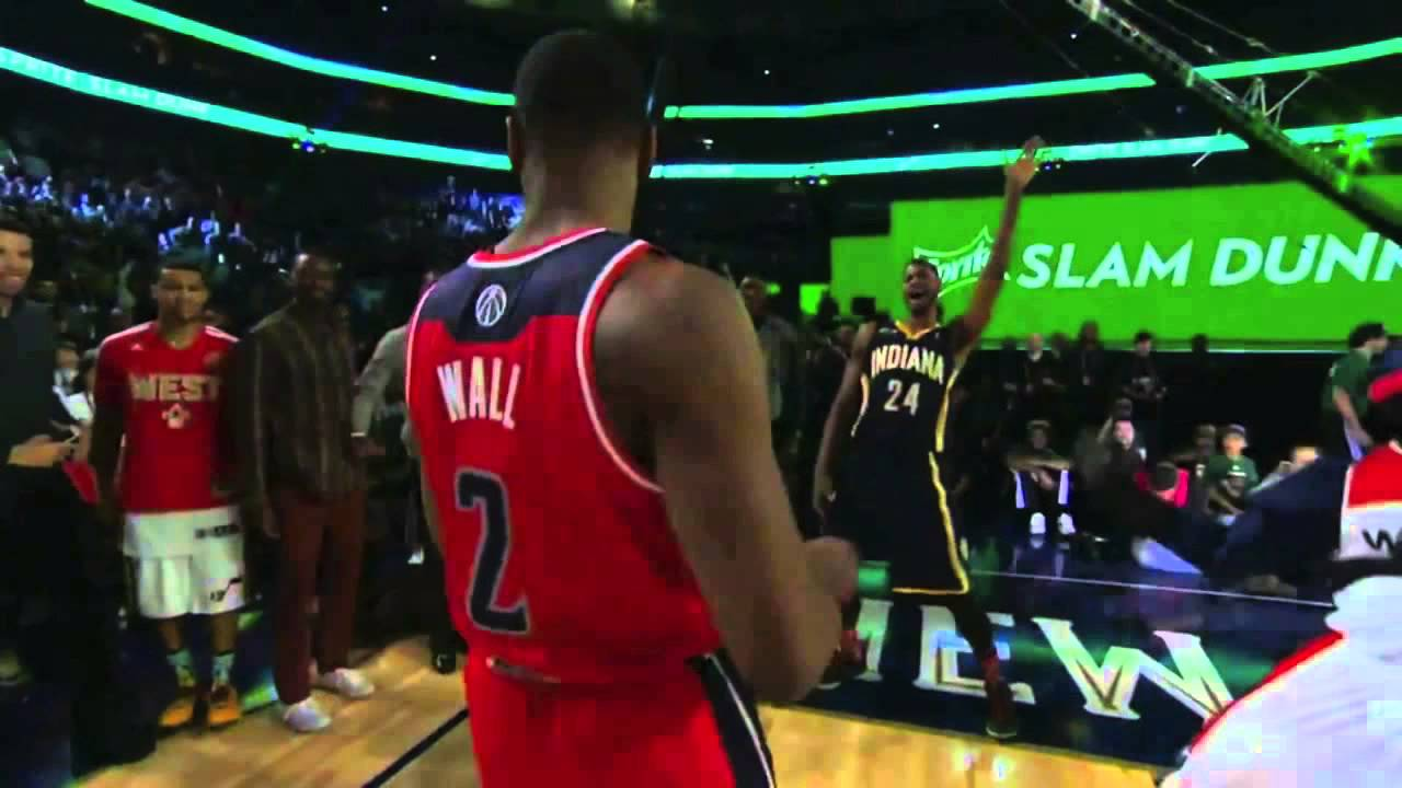 John wall dunk wallpaper