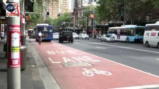 Sydney cycling impressions