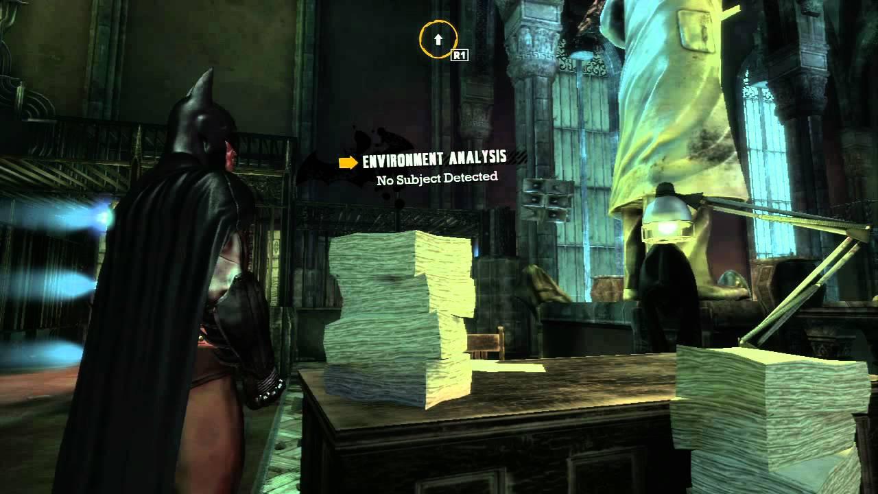 Batman: Arkham Asylum - Topic - YouTube