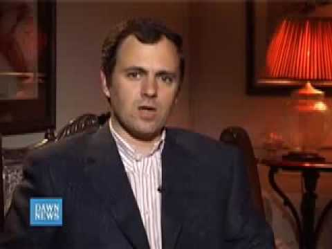 Omar Abdullah Indian CM of Kashmir Part 2