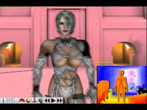 Kinect - Pervert's Fantasy