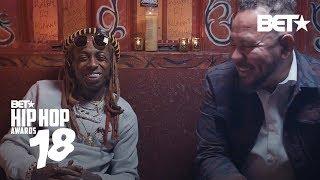 Lil Wayne Gets Back w/ Mannie Fresh for Tha Carter V Pt 2 |  CRWN BET Hip Hop Awards 2018
