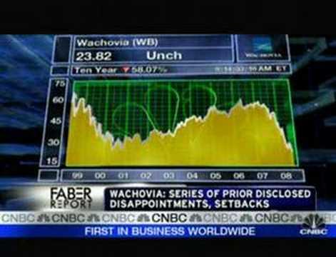Wachovia CEO Out