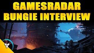 Forsaken News | GamesRadar Bungie Interview Summary