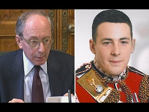 Rifkind: MI5, MI6 and GCHQ could not have prevented Lee Rigby murder